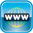 Domain Website Address Icon