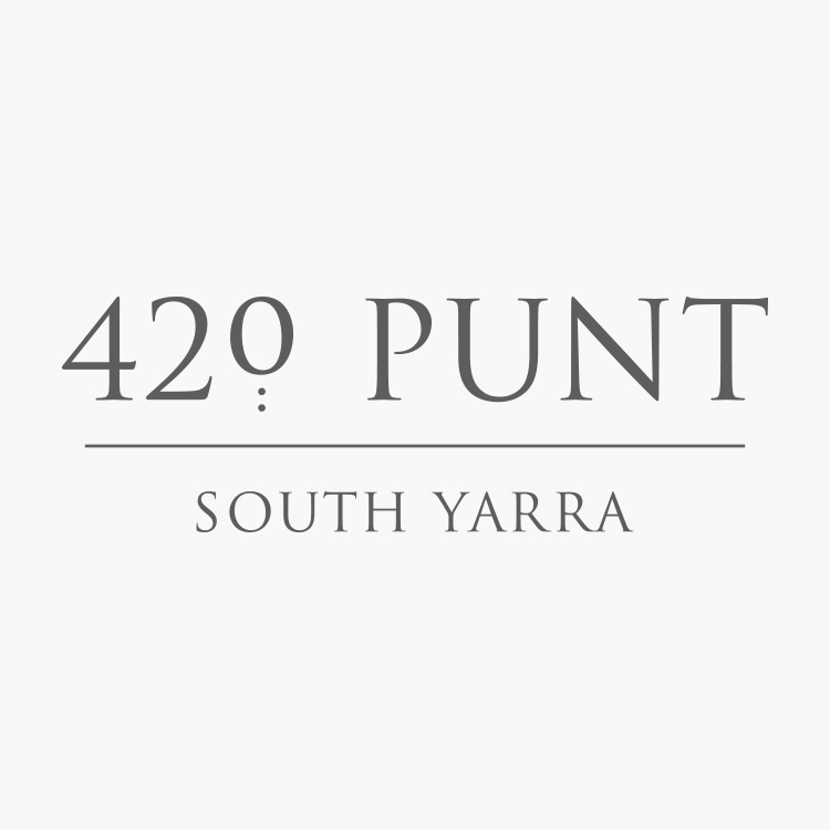 420 Punt South Yarra Logo Design