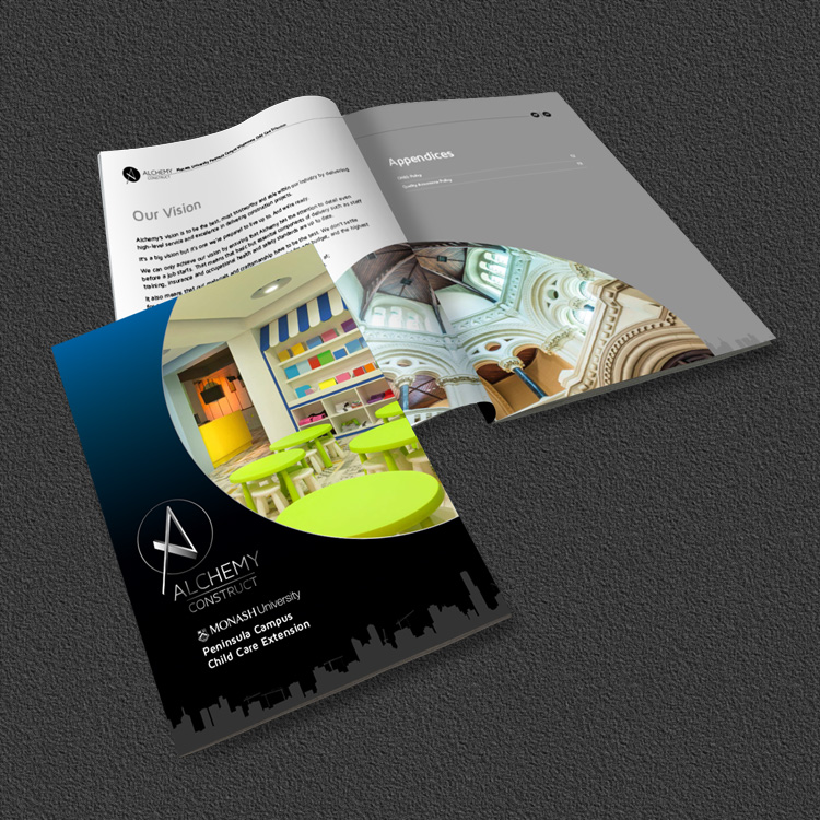 Alchemy Construct Childcare Extension Brochure