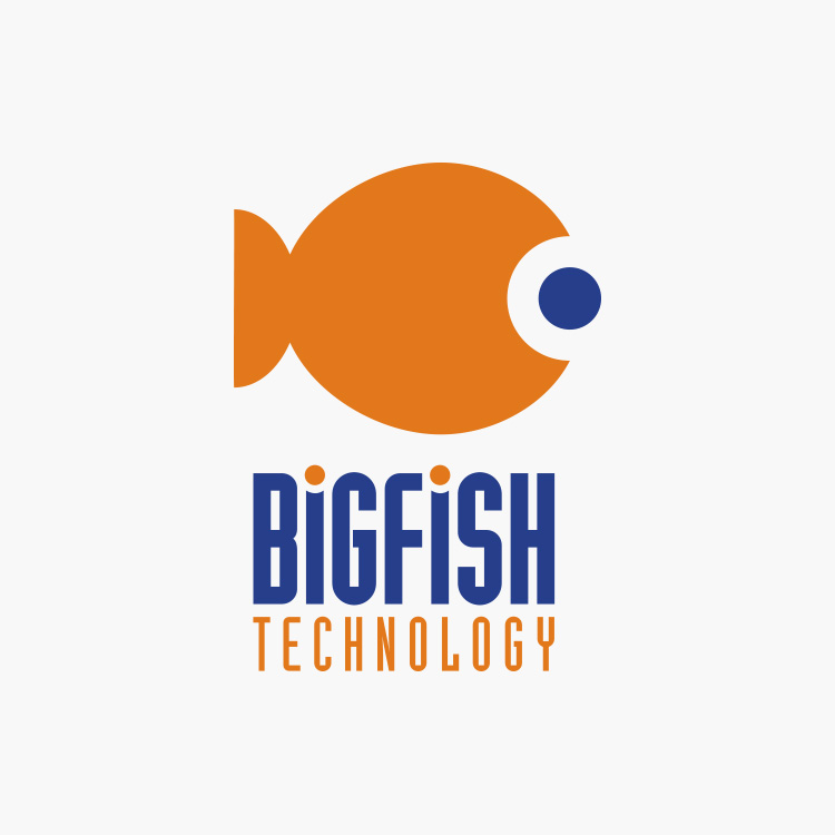 BigFish Technology Logo Design