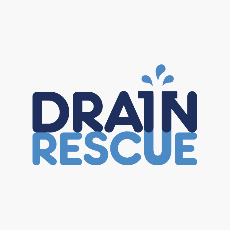 Drain Rescue Melbourne Logo Design