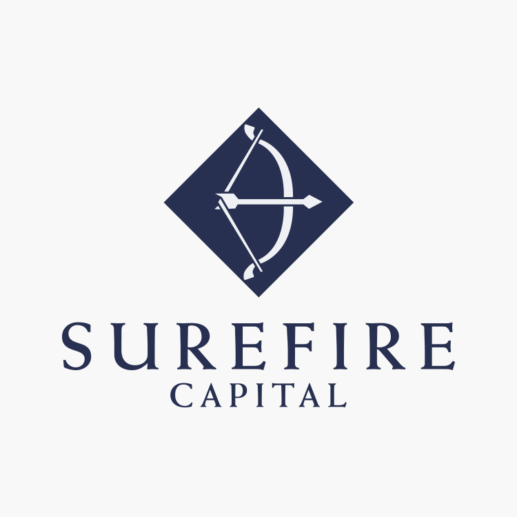 Surefire Capital Logo Design