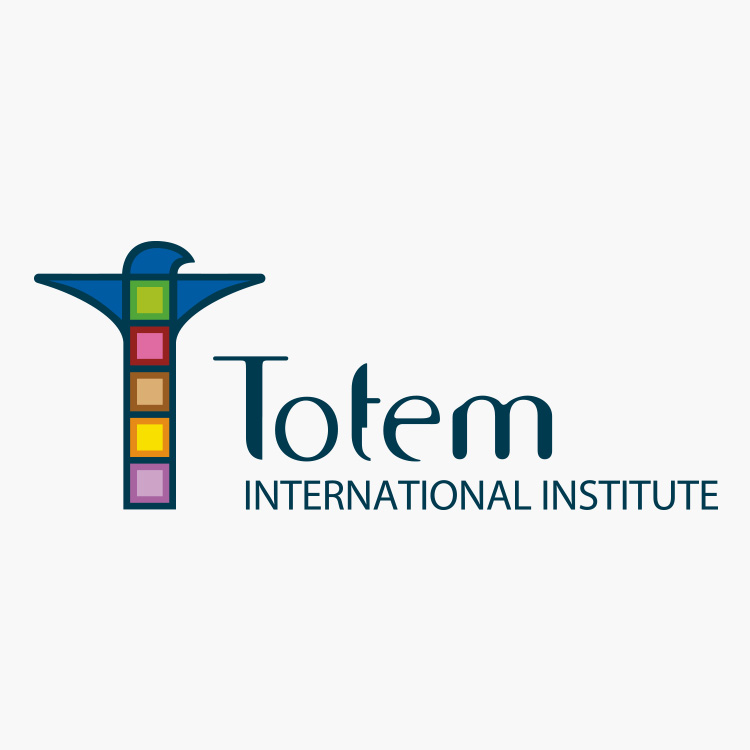 Totem International Institute Logo Design