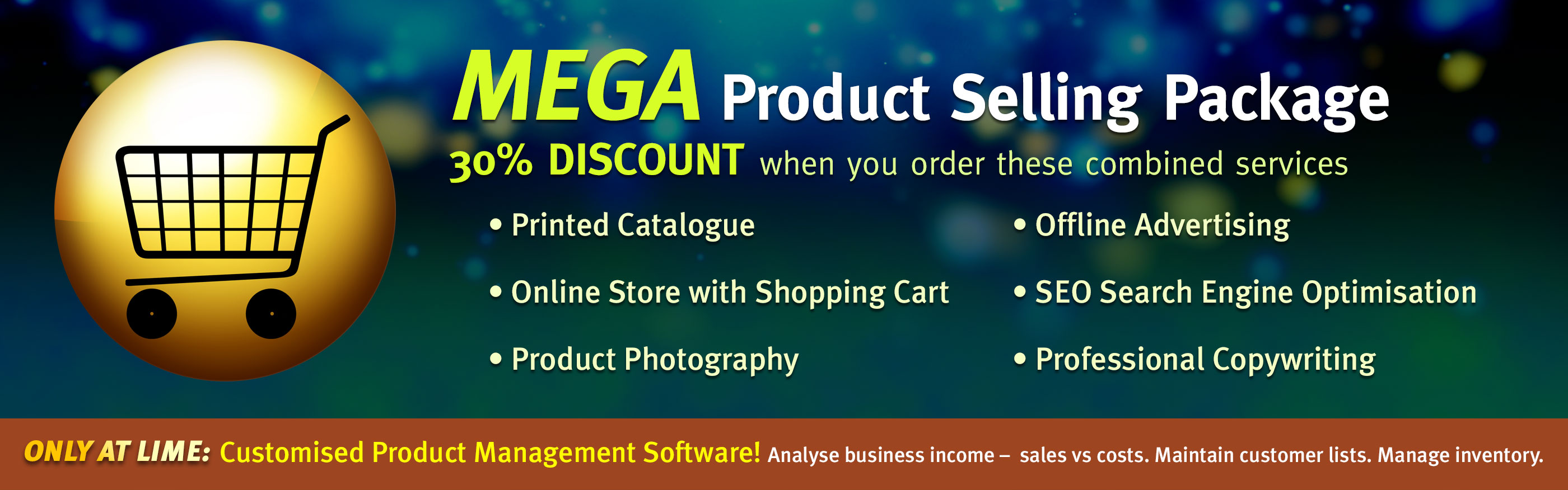 Catalogue Mega Ecommerce Bundle